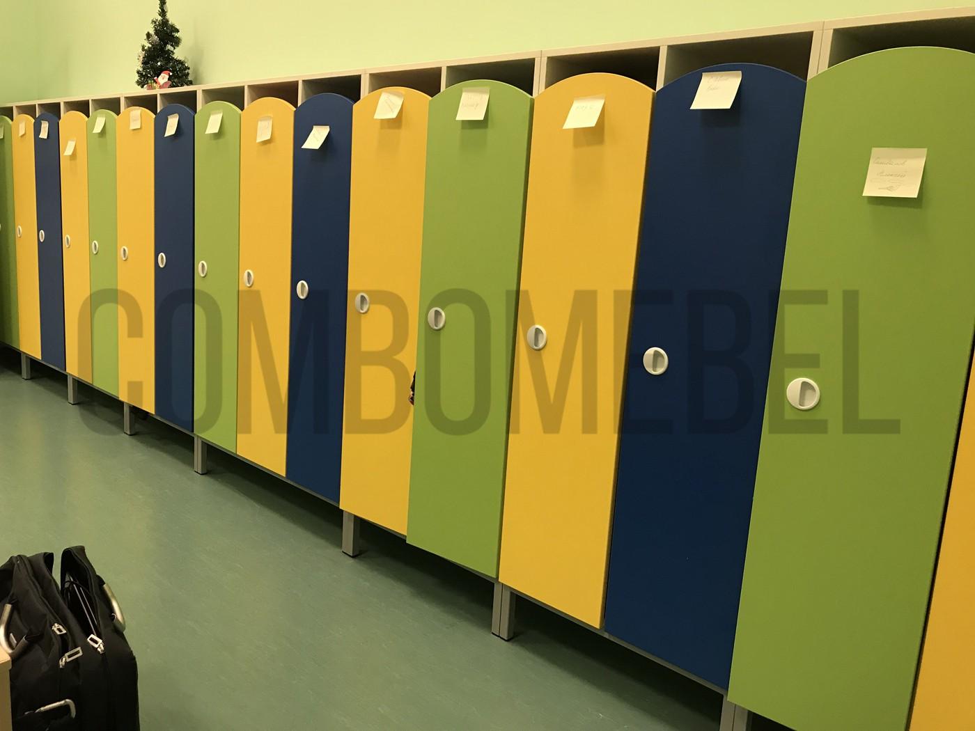 шкафы для тетского сада по индивидуальному проекту с портала поставщиков