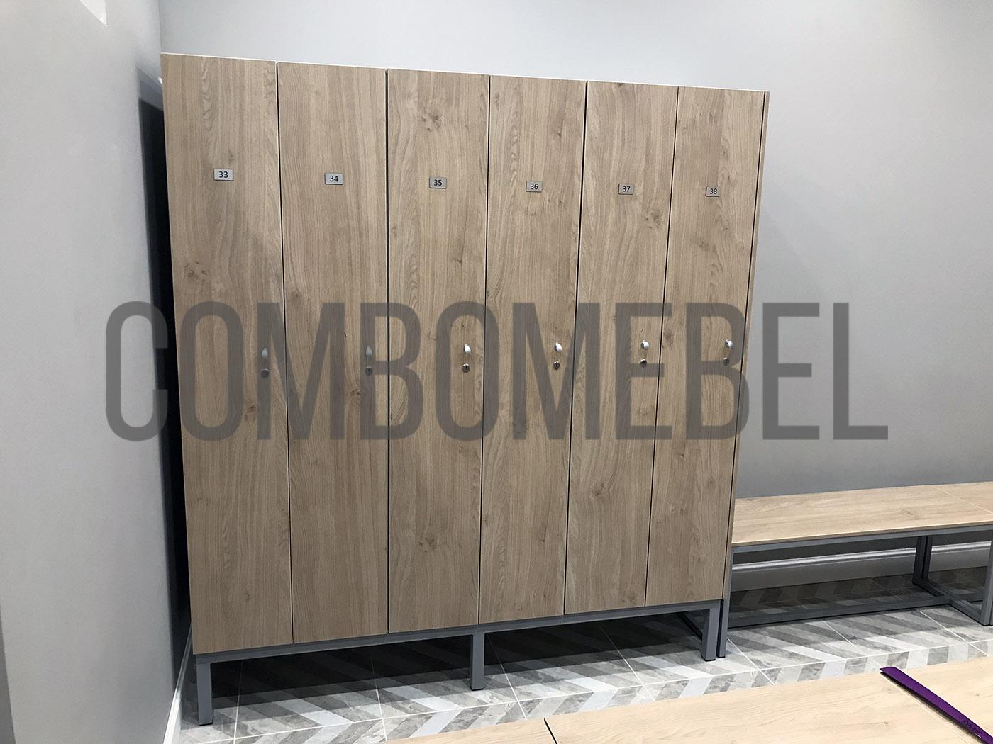 Шкаф односекционный для раздевалок лучшая цена и качество в москве