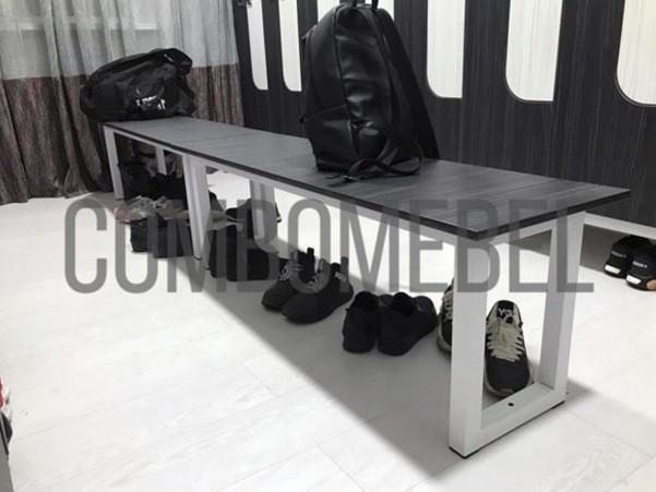 Мебель в раздевалки для танцев