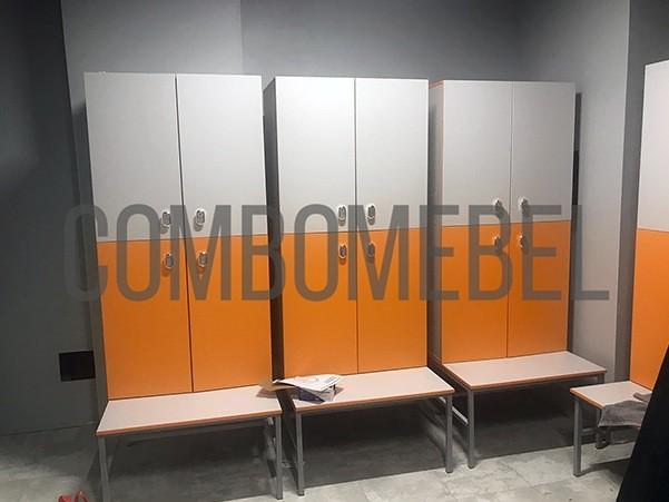 Шкафчики для раздевалок для рабочих