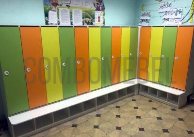 Шкафы для детского садика