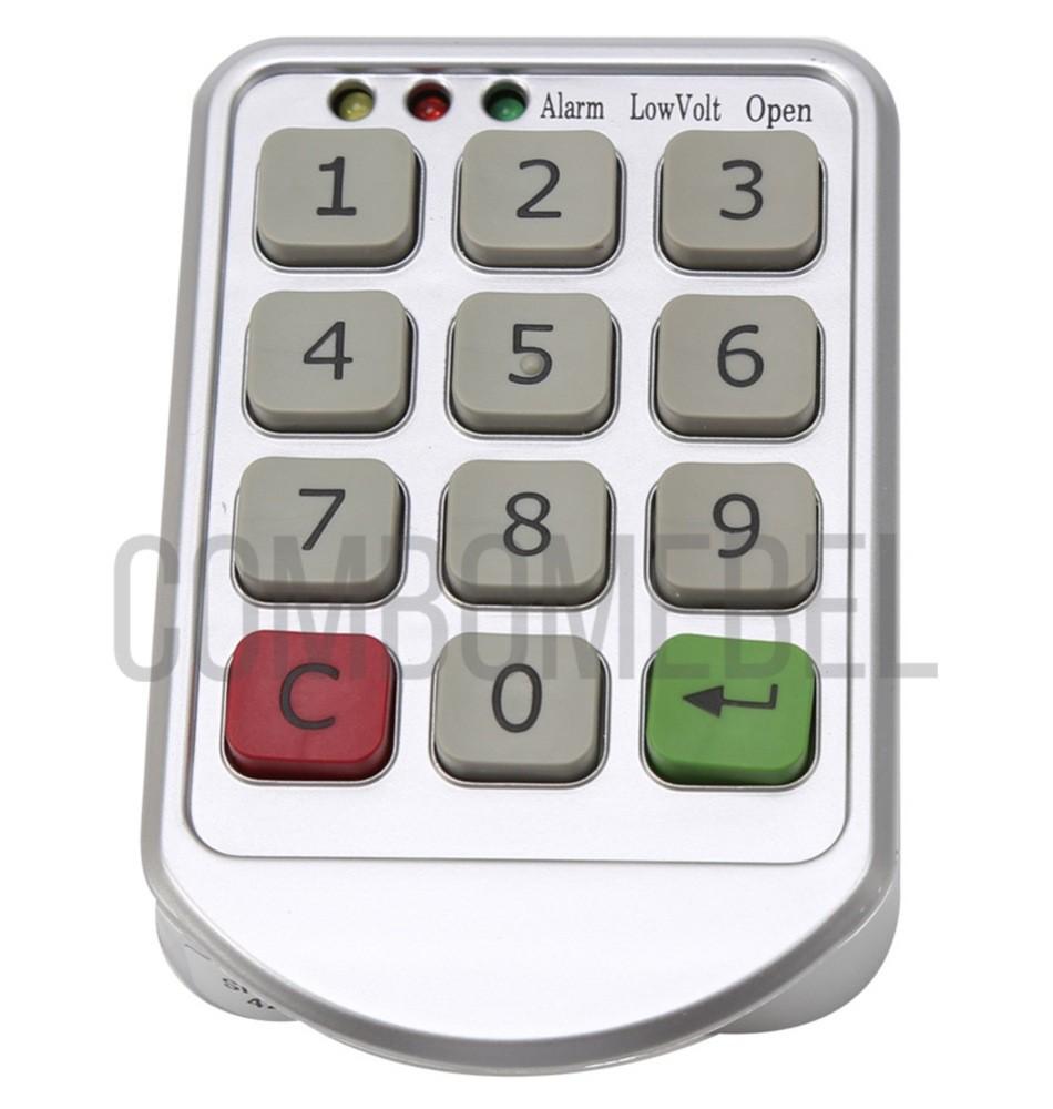 электронный замок с кодовой клавиатурой