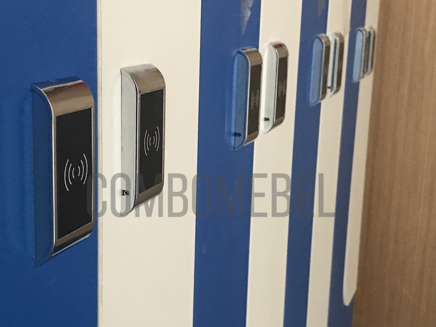 KF-004 электронный мебельный замок для шкафчиков