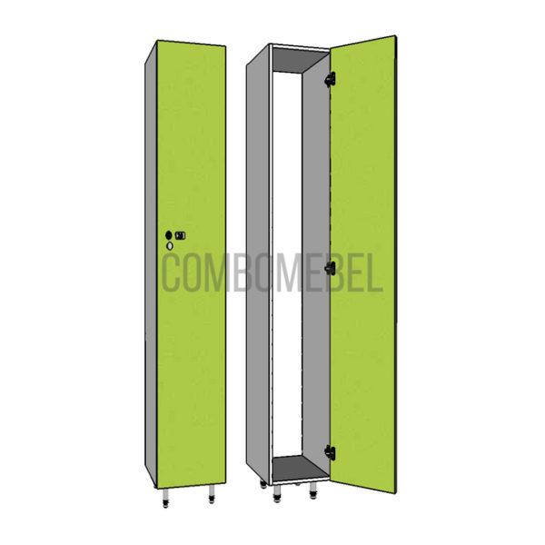 Шкаф для лыж и сноубордов Спортивный