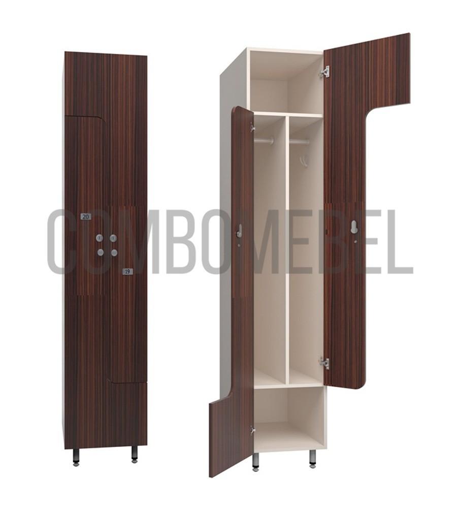 Шкафчики для раздевалок от производителя