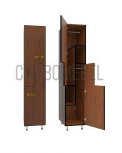 Шкафы для фитнеса