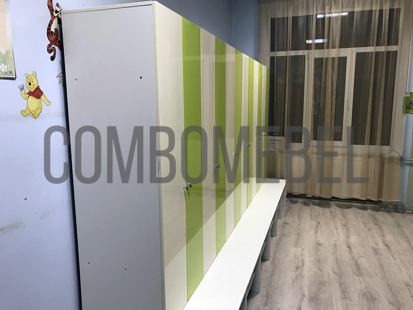 производство дестких шкафов для садика по индивидуальным размерам в Москве