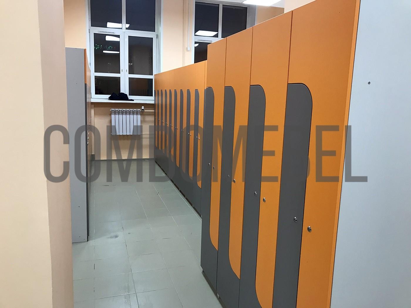 шкафы для школы эксклюзивные из ЛДСП