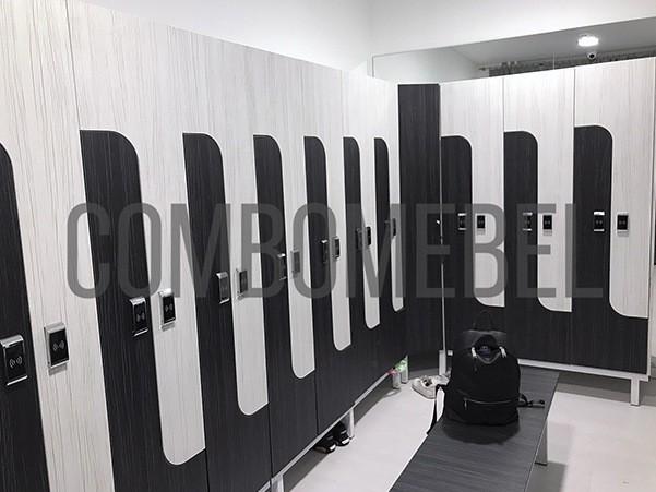 L-образные шкафы