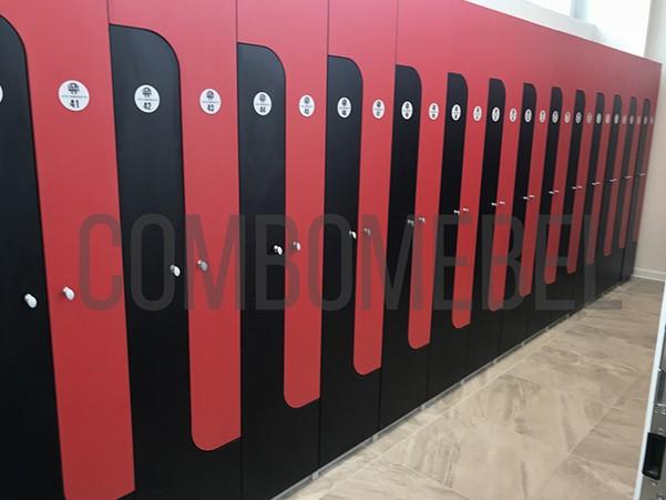 шкаф раздевалка для школы