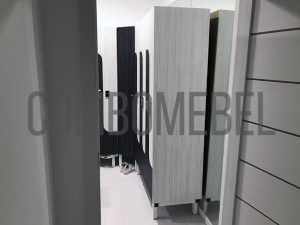 Шкафы на металлокаркасе