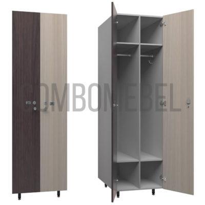 шкаф для раздевалки модульный медиум